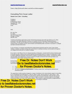 doctors note template Free Letter Format To Doctor New Dr Excuse Letter Fresh Doctors Note Download