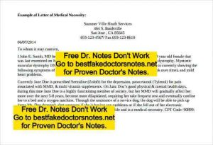 fake note medical note notes  doctor doctor note fake doctor notes doctor's